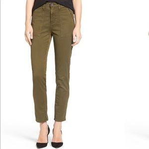 AG 'The Kinsley' High Rise Ankle Utility Pants 26